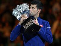 小德完胜穆雷再度捧杯 生涯6次澳网创造历史