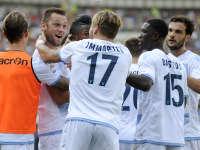 意甲-比利时铁卫头球救主 拉齐奥客场1-1切沃