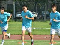 【束昱辉】已开始全国征招小球员 各省市设点培养青训