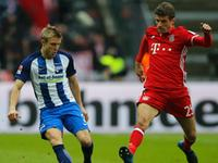 柏林赫塔vs拜仁慕尼黑(上)