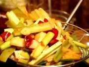 《暖暖的味道》20170612:郝大厨挑战 20克油烹四道菜