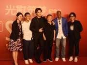 《我是马布里》上海首映 马布里锦荣红毯比人气