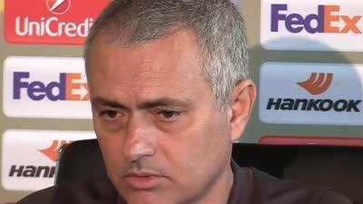 穆帅:我们无法选择比赛 利好是欧冠机会有两次【中字】