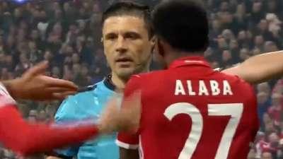 7-0吹成5-1!拜仁欧冠大胜遇到假裁判 2次漏判点球