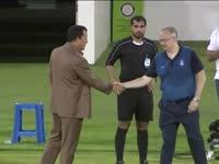 热身赛-太极虎客场难求一胜 伊拉克0-0韩国