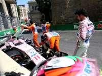F1阿塞拜疆站一练 全场录播