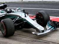 2017年F1日本站第三次自由练习赛 全场录播