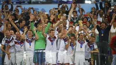 世界杯奖金方案:夺冠获3800万美元 总金额近8亿