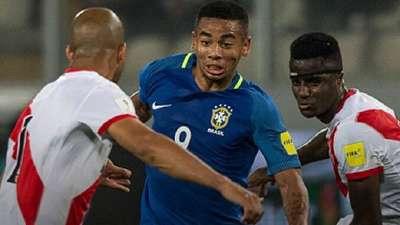 比赛报告-热苏斯传射奥古斯托破门 巴西2-0秘鲁