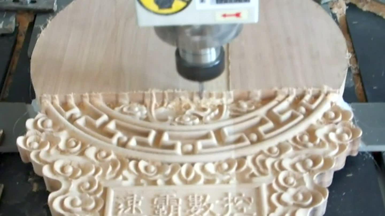 家具浮雕雕刻机 数控木工雕刻机视频