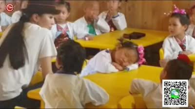 片花之苏醒教小朋友说唱