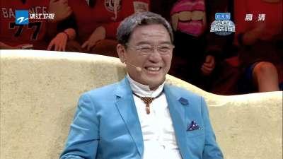 黄有伦《我是幸运星》-中国喜剧星20140404