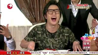 十三香小龙虾烹制讲究 陈赫因美味跳舞