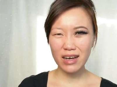 单眼皮化妆技巧~grwm
