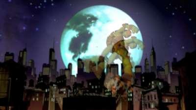 《忍者龟》动画主题曲MV
