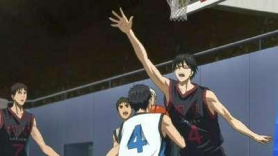 黑子的篮球 第24话