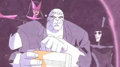 超人正义联盟09