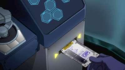 模型战士OVA