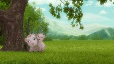 翡翠森林狼与羊 秘密的朋友 第24话