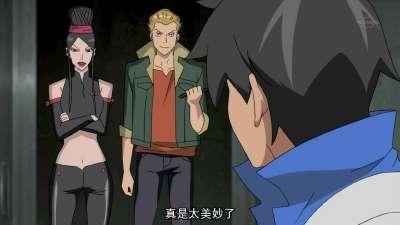 兽旋战斗Monsuno 第04话