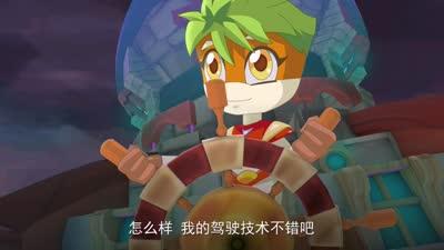 木奇灵之绿影战灵27