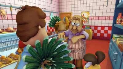 加菲猫的幸福生活 第一季08