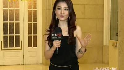 中国国际时装周2014秋冬发布