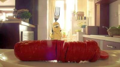 功夫兔与菜包狗08