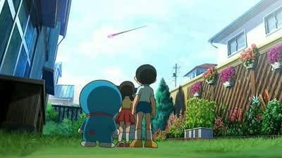 哆啦a梦2007剧场版 大雄的新魔界大冒险 7人的魔法师 国语