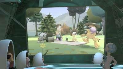 加菲猫的幸福生活 第三季05