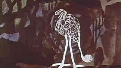 1960 第32届奥斯卡最佳动画短片 月亮鸟 Moonbird