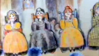 1982 第54届奥斯卡最佳动画短片 摇椅 Crac