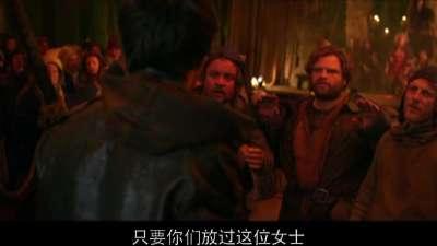 《巨人捕手杰克》片段之杰克与公主首次相遇