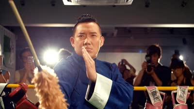 《超级经纪人》杜汶泽同名宣传曲MV