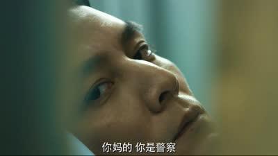 """《魔警》终极剧透版预告 张家辉影帝级""""邪神""""对抗吴彦祖"""