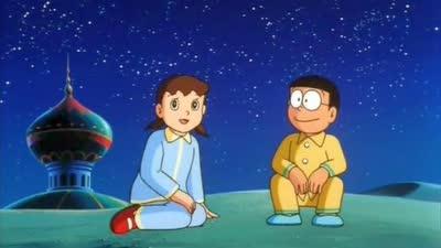 哆啦a梦1988剧场版 大雄的平行西游记 国语