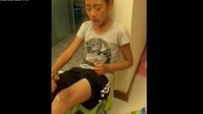 可爱的孩子-家庭幽默录像