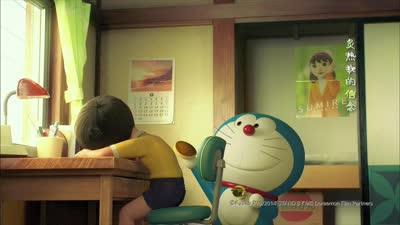 《哆啦A梦:伴我同行》主题曲《向日葵的约定》MV