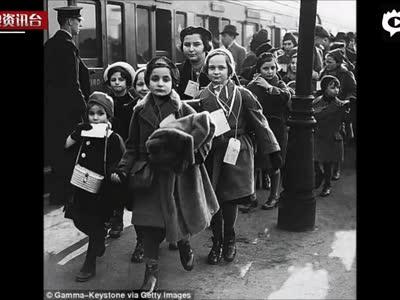 """[视频]英国版""""辛德勒""""逝世 曾救出669名犹太儿童"""