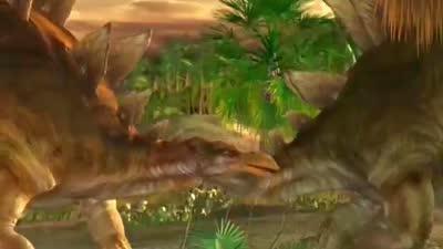 《恐龙世界》第01集