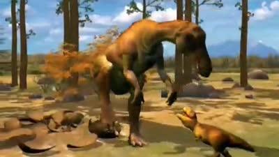 《恐龙世界》第35集