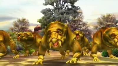 《恐龙世界》第44集
