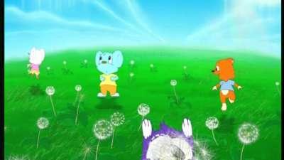 蓝猫幼儿语言小班14