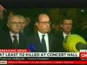 巴黎爆炸事件7名袭击者引爆身上炸弹 1人被击毙