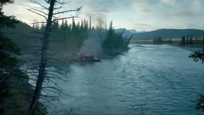《荒野猎人》 预告片 小李职业生涯最难拍电影