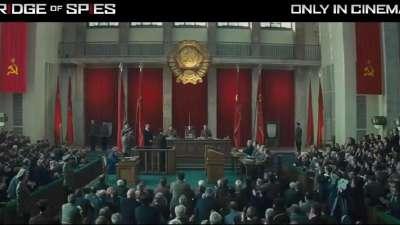 《间谍之桥》国际版预告片