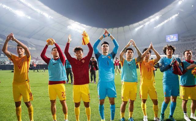国足老将们要告别世预赛,冲击下届世界杯主力框架浮现