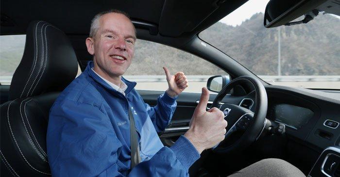 沃尔沃呈现互联网 时代智慧汽车创新科技