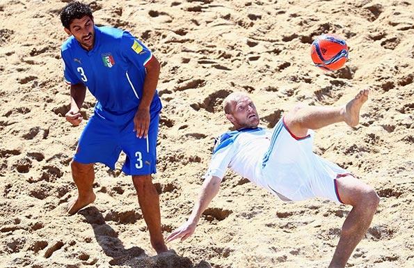 佩里米京梅开二度 俄罗斯5-2意大利获季军