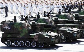 阅兵意在展示十八大后中国军队风貌